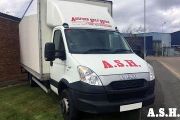 7.5 Tonne Lorries
