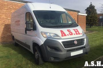 Long Wheel Base Fiat Ducato