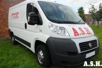 Short Wheel Base Fiat Ducato