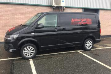 VW Transporter MWB Panel Van