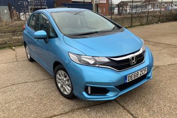 Honda Jazz I V Tec SE
