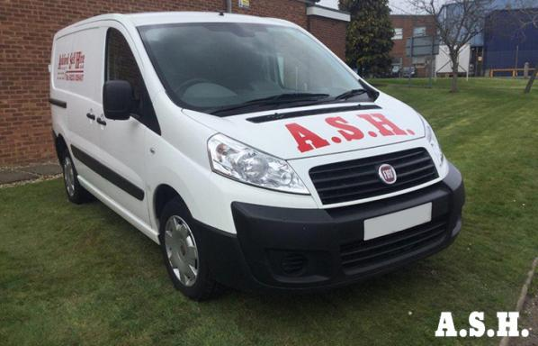 Short Wheel Base Fiat Scudo